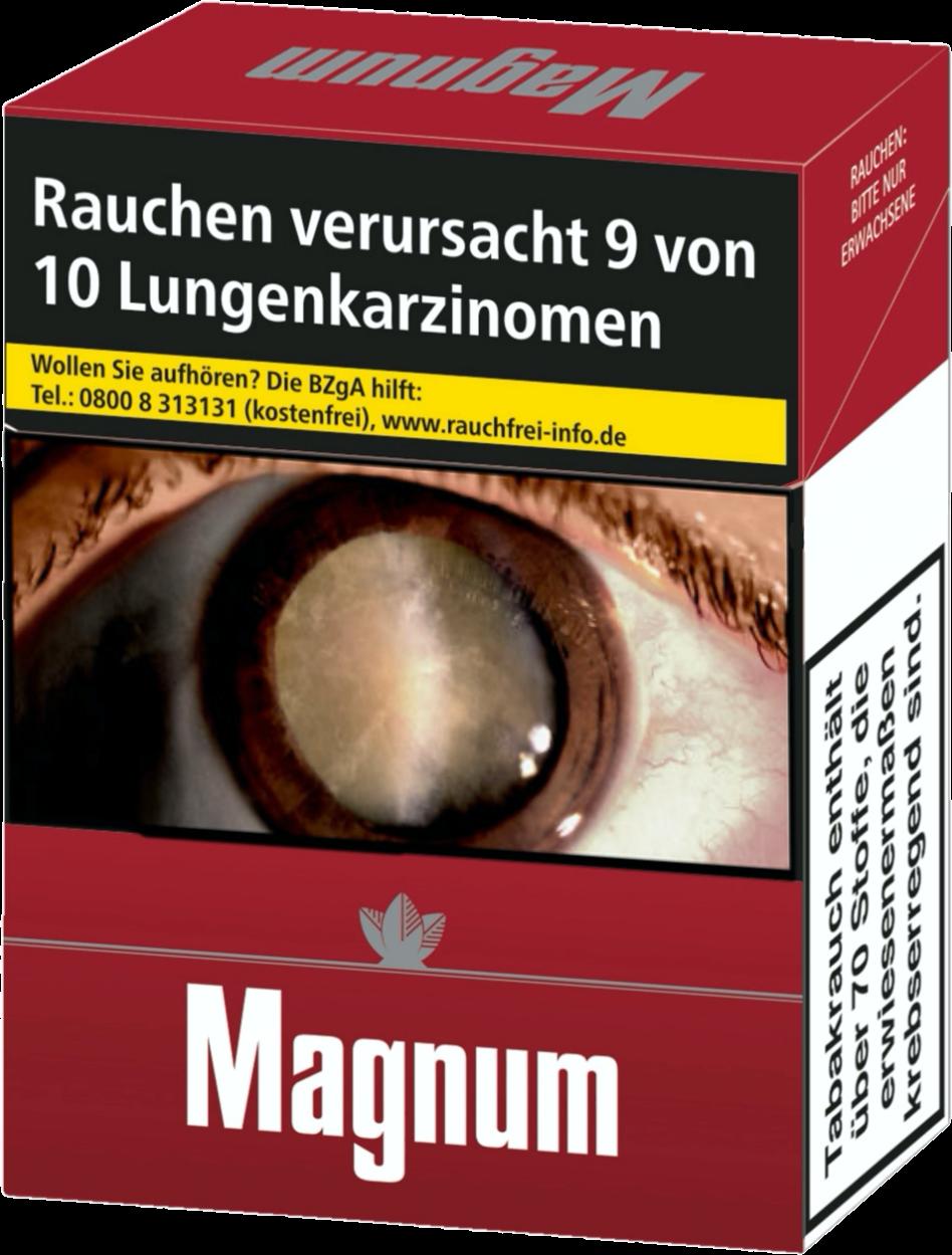 Magnum Red (MP)