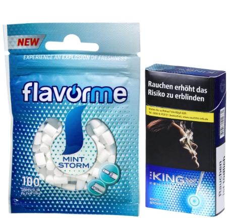 KING Centrio Storm & Flavorme